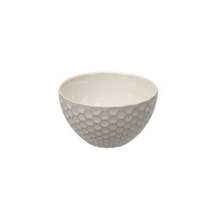 Чаша Tokyo Design Textured, белая, рельефная, 9x5.4 см (180 мл) 14006