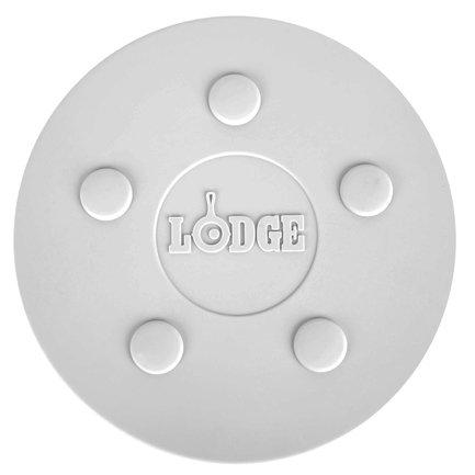 Lodge Силиконовая магнитная подставка, 18 см, серая
