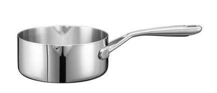 KitchenAid Сотейник без крышки (1.42 л), 16 см kitchenaid чугунная квадратная сковорода с прессом 25х25 см кремовая