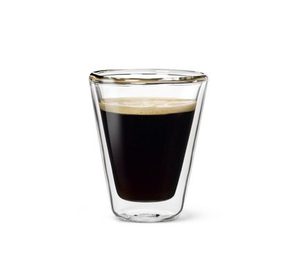 Bredemeijer Стакан для Caffeino (85 мл), двойное стекло смешарики стакан детский 280 мл