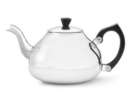 Bredemeijer Чайник заварочный Ceylon (1.25 л), черный 3105Z Bredemeijer заварочный чайник 1 0 л uncommon флора al tp148 5087 un