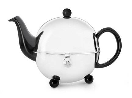 Bredemeijer Чайник заварочный Cosy (0.9 л), черный 1301Z Bredemeijer bredemeijer чайник заварочный cosy 1 3 л белый 1302w bredemeijer
