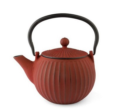 Bredemeijer Чайник заварочный Xian (1.15 л), красный G010R Bredemeijer чайник заварочный 1 0 л с подставкой для подгрева gipfel 7087