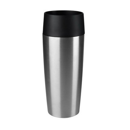 EMSA Термокружка из нержавеющей стали Travel Mug 513351 (0.36 л) термокружка emsa travel mug fun 514176 0 36л белый