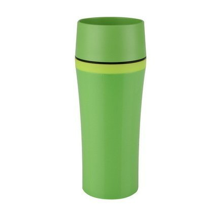 EMSA Термокружка Travel Mug Fun 514177 (0.36 л), зеленая 62193 EMSA fun travel airplane toys for toddlers