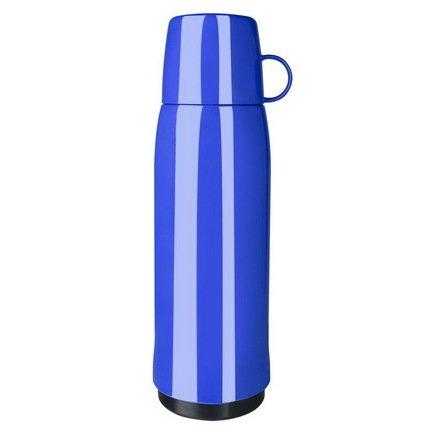 лучшая цена EMSA Термос Rocket 502448 (1 л), синий 62177 EMSA