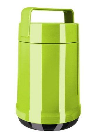 EMSA Термо для еды Rocket 514536 (1.4 л), 2 контейнера, зеленый 62204 EMSA контейнер для торта emsa superline с охлаждающим элементом цвет голубой 2 л