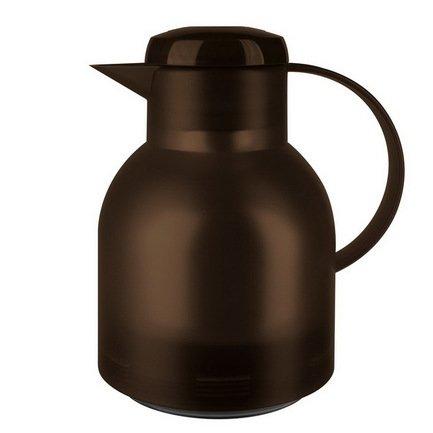EMSA Термос-кофейник Samba 509820 (1 л), коричневый 60568 EMSA emsa термос mobility 509228 1 0 л фиолетовый сталь 60590 emsa