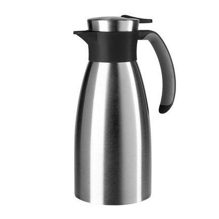 EMSA Термос-кофейник Soft Grip 508932 (1 л), черный овощерезка emsa turboline 515043