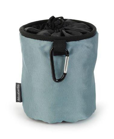 Brabantia Мешок для прищепок, 18х28 см, синий 105784 Brabantia вешалка 18 прищепок пластик 846693