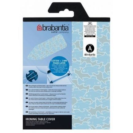 Brabantia Чехол для гладильной доски, 110х30 см 194801 Brabantia tights and stockings playtoday for girls 372091 children clothes kids clothes