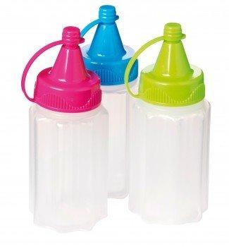 Sistema Контейнеры для соусов To Go (35 мл), 9.6х3.4х8.2 см, 3 шт. 21475 Sistema бутылка для воды sistema hydrate трио цвет фиолетовый 480 мл 820