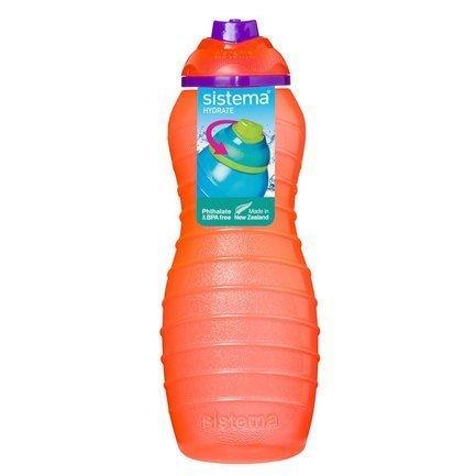 Sistema Бутылка для воды Hydrate (700 мл), 8х22 см бутылка спортивная 700 мл чёрная 1104075