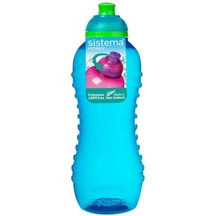 Sistema Бутылка для воды Hydrate (460 мл), 7х18.9 см 785NW Sistema