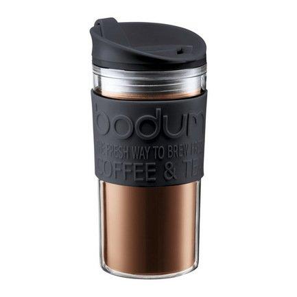 Bodum Кружка дорожная Travel (0.35 л), черная 11103-01 Bodum