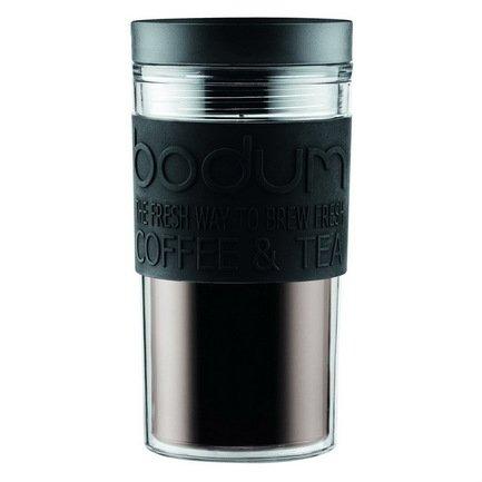 Bodum Кружка дорожная Travel (0.35 л), черная 11684-01 Bodum