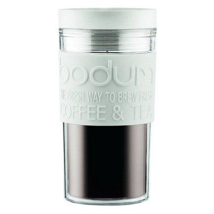 Bodum Кружка дорожная Travel (0.35 л), белая 11684-913 Bodum