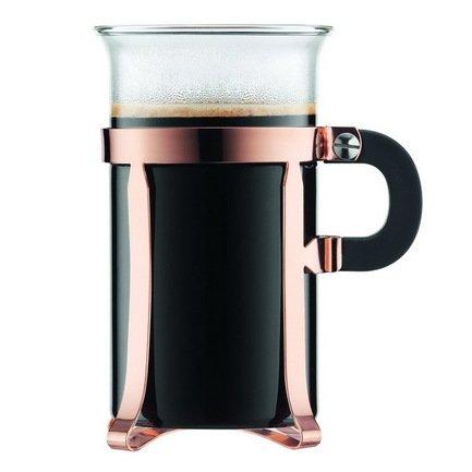 Набор кружек кофейных Chambord 0.3 л. 2 шт. медь