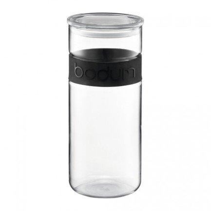 Bodum Банка для хранения Presso (2.5 л), черная 11131-01