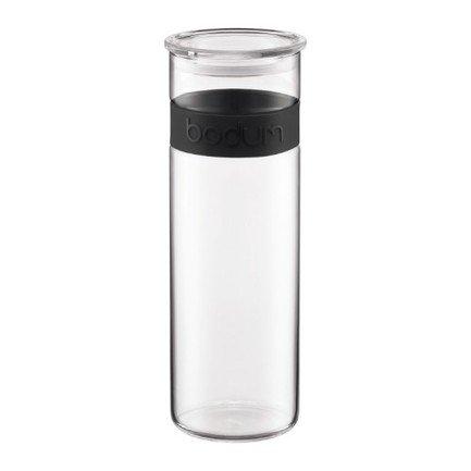 Bodum Банка для хранения Presso (1.9 л), черная 11132-01