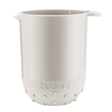 Bodum Миска Bistro (1 л), белая 11565-913B Bodum чайник заварочный bodum bistro с фильтром 1 л