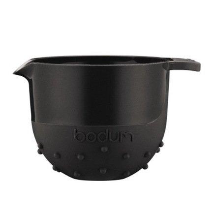 Bodum Миска Bistro (0.7 л), черная 11561-01B Bodum термокувшин bodum bistro цвет белый 1 л