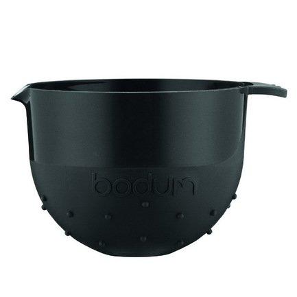 Bodum Миска Bistro (1.4 л), черная 11562-01B Bodum термокувшин bodum bistro цвет белый 1 л