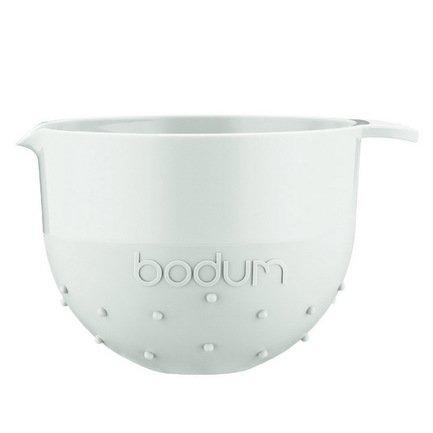 Bodum Миска Bistro (1.4 л), белая 11562-913B Bodum термокувшин bodum bistro цвет белый 1 л