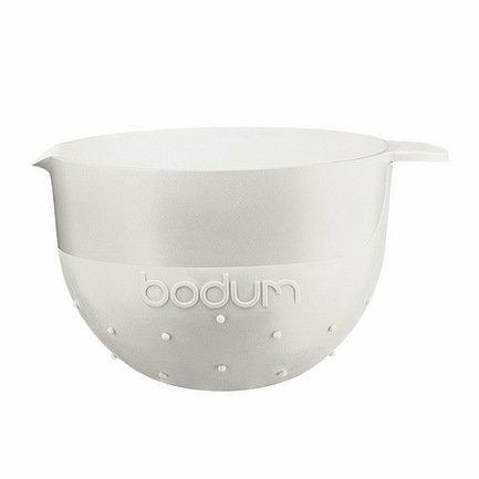 Bodum Миска Bistro (2.8 л), белая 11563-913B Bodum миска bodum bistro цвет белый 0 3 л 11507 913b