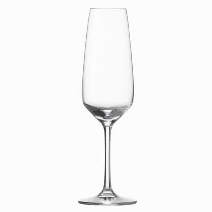 Schott Zwiesel Набор фужеров для шампанского Taste (283 мл), 23.1х7 см, 6 шт. 115 674-6