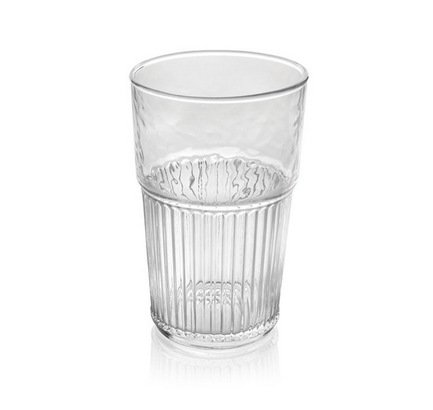 IVV Стакан Industrial (480 мл), прозрачный стакан asobu ice vino 2go цвет розовый 480 мл