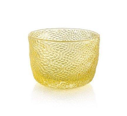IVV Чаша Tricot, 9.5 см, желтая 7810.2 IVV чаша ivv 12 2 см 6 шт 7723 3