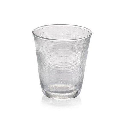 IVV Стакан Denim (270 мл), прозрачный 7473.2 IVV ivv стакан iroko 300 мл прозрачный 7446 2 ivv