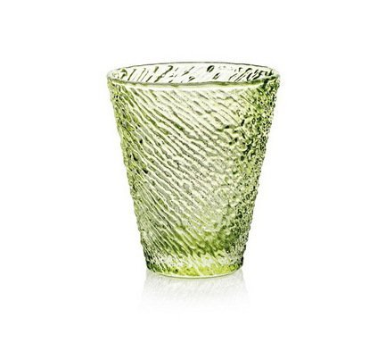 IVV Стакан Iroko (300 мл), зеленый 7448.2 IVV ivv стакан iroko 300 мл прозрачный 7446 2 ivv