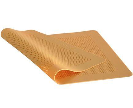 De Buyer Коврик для выпечки кондитерский силиконовый, 60х40 см, (4933.60) 00030062 De Buyer