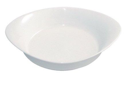 Блюдо круглое с ручками Александрия, 18 см, белое (AA118-1) 00024998 Revol блюдо 18 5х16 5х3 см loraine
