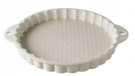 Revol Форма для пирога Натюрель, кремовая (NA1030-152) 00036084 Revol форма для пирога tefal j 0339702