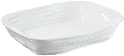 Revol Прямоугольное блюдо Фруаз, 30 см, белое (FR0730-1) 00025357 Revol revol салатник фруаз 4 л 32 см баклажан fr14400 155 00034917 revol