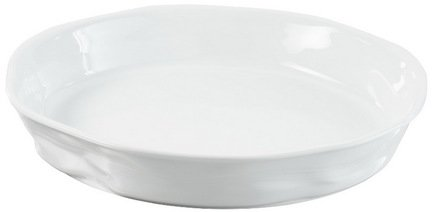 Фото - Revol Мятое блюдо Фруаз (1.8 л), 30 см, белое (FR0930-1) 00029556 Revol трансмиссионное масло mobil 1 л 152648