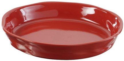 Revol Мятое блюдо Фруаз (1.8 л), 30 см, красное (FR0930-137) 00029557 Revol revol салатник фруаз 4 л 32 см баклажан fr14400 155 00034917 revol