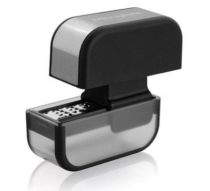Microplane Терка для чеснока Easy Prep, черная