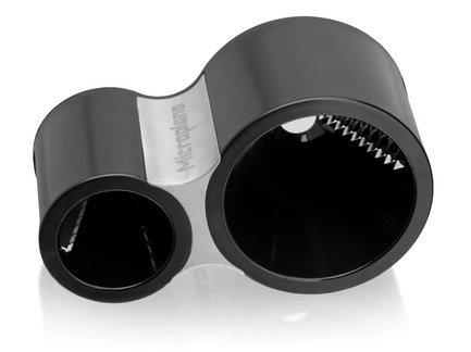 Терка спиральная Easy Prep, черная 48000 Microplane
