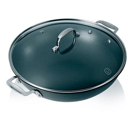 Rondell Вок Wok (4.6 л), 32 см, с крышкой RDA-114 Rondell вок wok rondell rda 114 wok