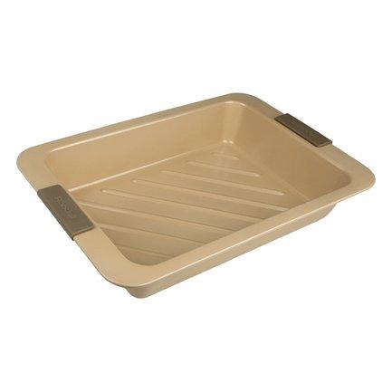 одноразовая посуда для запекания Rondell Посуда для запекания Champagnе прямоугольная, 40.5х27 см