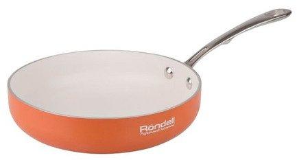 Rondell Сковорода Terrakotte, 28 см RDA-526 Rondell 072rda сковорода rondell б кр 20см delice rda 072
