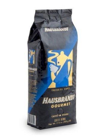 цена Hausbrandt Кофе в зернах Гурмэ, 1 кг, вакуумная упаковка 560 Hausbrandt онлайн в 2017 году