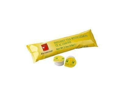 Hausbrandt Чай в капсулах Эпика Быстрорастворимый с лимоном, 50 шт. 265 Hausbrandt чай gold kili быстрорастворимый имбирный напиток с коричневым сахаром 180 г