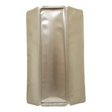 VacuVin Охладительная рубашка RI Wine Cooler для бутылок вина объемом 0.75 л, хром сумка термос igloo wine tote 16 teal zebra для 2 бутылок вина или газированных напитков