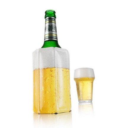 Фото - Охладительная рубашка Active Cooler Beer Lager J-Hook 0.33-0.5 л 38549606 VacuVin охладительная рубашка бокала для виски ac whiskey 36405606 vacuvin