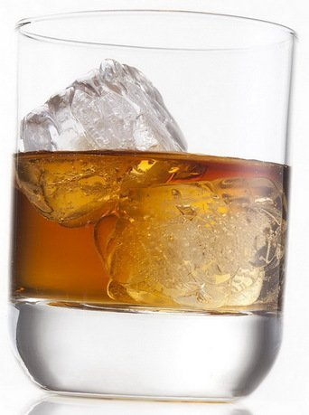 VacuVin Набор бокалов для виски Cocktail Rocks (260 мл), 2 шт. sistema набор бокалов для бренди brandy 840 мл 2 шт